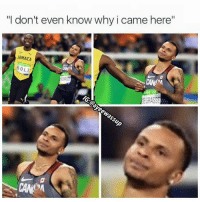 "Poor soul: ""I don't even know why i came here""  JAMAICA  BOLT  CAN A Poor soul"