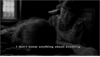 I Dont Know Anything: I don't know anything about anything..