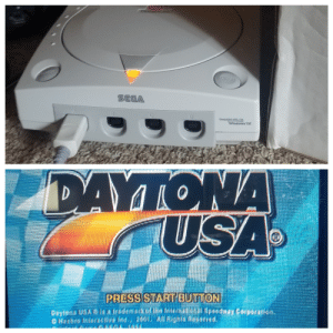 I dont know how but my model 2 dreamcast (after Oct 2000 that cant play burned games) is playing a burned game! I dont know if it was close enough to the laser change or what but its working!: I dont know how but my model 2 dreamcast (after Oct 2000 that cant play burned games) is playing a burned game! I dont know if it was close enough to the laser change or what but its working!
