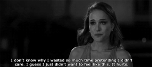 Guess, Time, and Net: I don't know why I wasted so much time pretending I didn 't  ruoloc care. I guess I just didn't want to feel like this. It hurts. https://iglovequotes.net/