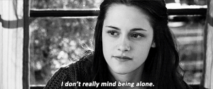 https://iglovequotes.net/: I don't really mind being alone. https://iglovequotes.net/