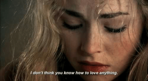 Love, How To, and How: I don't think you know how to love anything