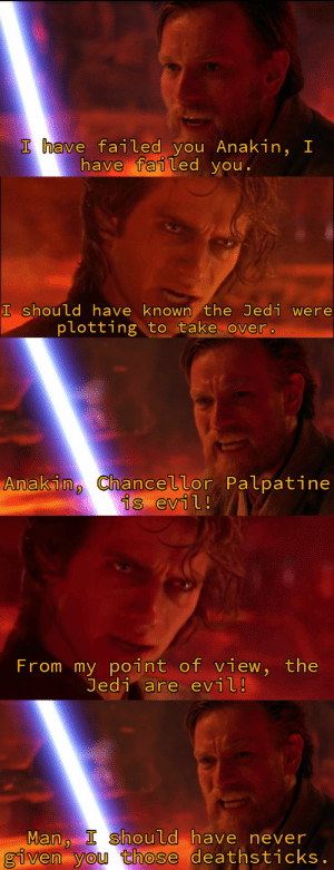 I don't wanna sell you death sticks.: I don't wanna sell you death sticks.