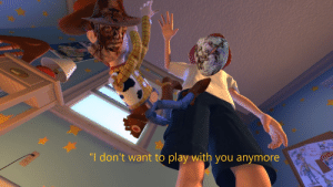 "Yes, Freddy, and Legion: ""I don't want to play with you anymore *After the rework* Yes. I was a P3 Freddy Main. I became a Legion main. Don't @ me. #BringBackTheOldFreddy"