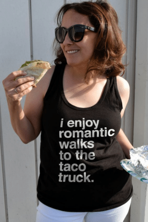 Make every day Taco Tuesday in this funny taco shirt. This taco tshirt is perfect for the hungry foodie who love tacos and foodie shirts. This funny quote shirt, I enjoy Romantic Walks to The Taco Truck shirt, is a great gift for food lovers and taco lovers. Step up your Cinco de Mayo outfit in this taco shirt funny enough to you laughing all the way to the taco truck! #Boredwalk #tacotuesday #tacotshirt: i enjoy  romantic  walks  to the  taco  truck. Make every day Taco Tuesday in this funny taco shirt. This taco tshirt is perfect for the hungry foodie who love tacos and foodie shirts. This funny quote shirt, I enjoy Romantic Walks to The Taco Truck shirt, is a great gift for food lovers and taco lovers. Step up your Cinco de Mayo outfit in this taco shirt funny enough to you laughing all the way to the taco truck! #Boredwalk #tacotuesday #tacotshirt