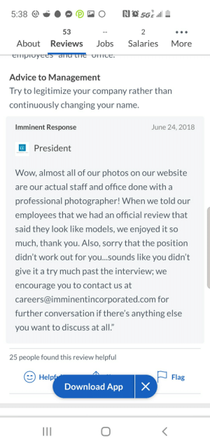 I feel like she wants to fight me.... do you think this is how a real marketing firm would respond to a review on glass door for all potential employees to see? Or was this posted by someone who has only worked for a MLM under Smart Circle and doesn't actually understand marketing?: I feel like she wants to fight me.... do you think this is how a real marketing firm would respond to a review on glass door for all potential employees to see? Or was this posted by someone who has only worked for a MLM under Smart Circle and doesn't actually understand marketing?