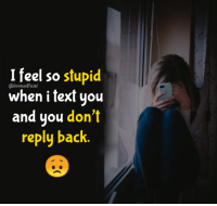 Dont Reply