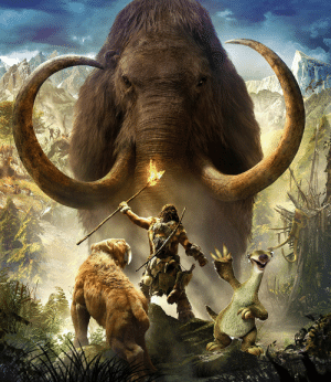Art, Farcry, and Primal: I felt like the FarCry Primal cover art was missing something