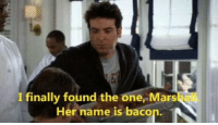"Memes, Mars, and In a Relationship: I finally found the one, Mars  Her name is bacon. ""Are you in a relationship?"" https://t.co/NuTOJZMXJb"