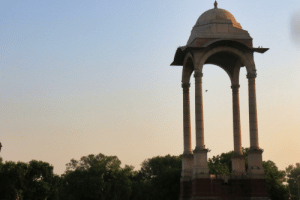 India, Simple, and This: I found this Lone Tomb in Gujrat, India. It simple yet caught my attention.