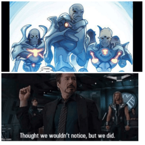 The Beyonders from Marvel are suspiciously looking a lot like Forerunners. (OC): I FOUND  Thought we wouldn't notice, but we did  flip.com The Beyonders from Marvel are suspiciously looking a lot like Forerunners. (OC)