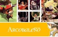 """phontes:  Katekyo Hitman Reborn! A - Z→Arcobaleno ∟TheArcobaleno(lit. Rainbow) is a group made up of World's Strongest """"I Prescelti Sette"""", which translates to the """"Selective Seven"""", who each possess a pacifier that represent the different colors of the rainbow, with each color corresponding with their respective Dying Will Flames. - Reborn Wiki : I FRESCELTI SETTE phontes:  Katekyo Hitman Reborn! A - Z→Arcobaleno ∟TheArcobaleno(lit. Rainbow) is a group made up of World's Strongest """"I Prescelti Sette"""", which translates to the """"Selective Seven"""", who each possess a pacifier that represent the different colors of the rainbow, with each color corresponding with their respective Dying Will Flames. - Reborn Wiki"""