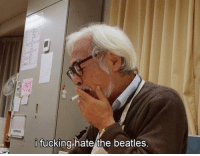 The Beatles, Beatles, and Hate: i fuckina hate the beatles.