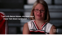 """""""I got sick dance moves, my mom says  I have """"Get down syndrome  FOX41 Get down on the dance floor"""