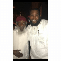 .....I Had a 2-3hr conversation with Baba Dick Gregory outside following program yesterday. Not sure what convinced him to wait up for me and give me that talk but I'm glad he did. I will never forget it. Here's a man who knew Malcolm, Martin, Medgar and many other greats and he saw the need to put wisdom in my ear last night. Thank you Baba: .....I Had a 2-3hr conversation with Baba Dick Gregory outside following program yesterday. Not sure what convinced him to wait up for me and give me that talk but I'm glad he did. I will never forget it. Here's a man who knew Malcolm, Martin, Medgar and many other greats and he saw the need to put wisdom in my ear last night. Thank you Baba