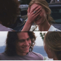 Memes, 10 Things I Hate About You, and 🤖: ...I hate it when you make me laugh, even worse when you make me cry...  - 10 Things I Hate About You 1999