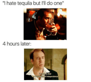 Tequila But