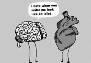 When you follow your heart but it ends up being the wrong decision  Which do you follow most?  Follow for more relatable love and life quotes!!: I hate when you  make me look  like an idiot  lin When you follow your heart but it ends up being the wrong decision  Which do you follow most?  Follow for more relatable love and life quotes!!