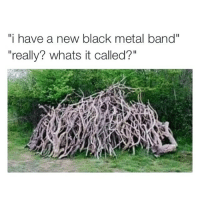 "Fake, Omg, and Party: ""I have a new black metal band""  ""really? whats it called?"" jumpingjacktrash:  hedgehodgemonster:  toodutchforyou:  i don't get it omg             who the fuck is party cannon they're the true rebels here"