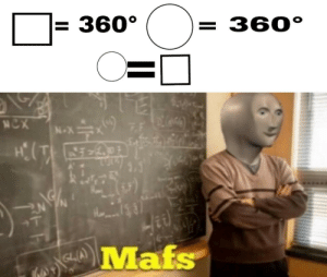 I have broke maths: I have broke maths