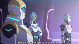 lanceville:  THIS IS MUCH FUNNIER WHEN YOU KNOW THAT JEREMY SHADA AKA LANCE'S VOICE ACTOR IS THE ONE WHO'S VOICING BII-BO-BI:jeremy: bii boh bi boo!jeremy back to jeremy: i have no idea what you're sayingwhich basically sums up the me @ me convos that i have in the dead of the night in a nutshell: I have no idea what Bii-Boh-Bi is saying lanceville:  THIS IS MUCH FUNNIER WHEN YOU KNOW THAT JEREMY SHADA AKA LANCE'S VOICE ACTOR IS THE ONE WHO'S VOICING BII-BO-BI:jeremy: bii boh bi boo!jeremy back to jeremy: i have no idea what you're sayingwhich basically sums up the me @ me convos that i have in the dead of the night in a nutshell