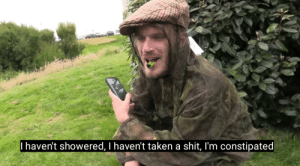 Minecraft, Shit, and Taken: I haven't showered, I haven't taken a shit, I'm constipated PEWDIEPIE DAYS AFTER THE RELEASE OF MINECRAFT EARTH