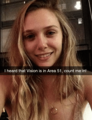 Vision, Avengers, and Area 51: I heard that Vision is in Area 51, count me in! Strongest avengers