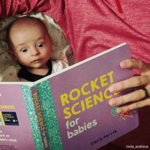 I heard you guys like babies having their mind's blown by science: I heard you guys like babies having their mind's blown by science