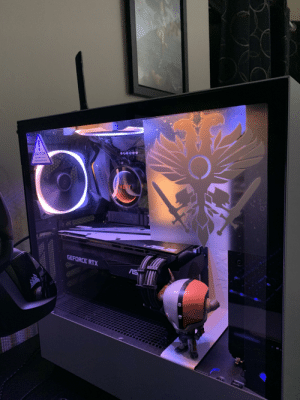 I here you guys like build post.... so here is my Lord Shaxx build! Also pardon I didn't finish peeling the vinyl off.: I here you guys like build post.... so here is my Lord Shaxx build! Also pardon I didn't finish peeling the vinyl off.