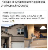 <p>Don&rsquo;t even wanna guac about it. (via /r/BlackPeopleTwitter)</p>: I hesitate to buy a medium instead of a  small cup at McDonalds  Jenna @jennaelaineee21  Happily married,financially stable,750 credit  score, and became house owner at age 18, God  is good <p>Don&rsquo;t even wanna guac about it. (via /r/BlackPeopleTwitter)</p>