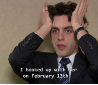 https://t.co/Ha85VBlH3G: I hooked up with her  on February 13th https://t.co/Ha85VBlH3G