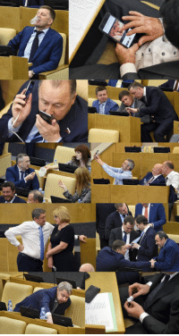 Russian, Hope, and Can: I hope everybody can enjoy the typical day at the Russian parliament