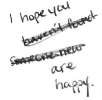 Life, Love, and Target: I hope you  are  ha remanence-of-love:  I hope you are happy…  Follow for more relatable love and life quotes!!