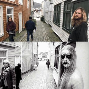 When in Bergen...[Gorgoroth]: i ii iiliii When in Bergen...[Gorgoroth]