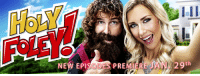 Memes, Wwe Network, and The All: I II  NEW CODES  PREMIERE JAN th Don't miss the ALL NEW episodes of #HolyFoley premiering on Sunday, January 29th right after the WWE #RoyalRumble!  ONLY on the WWE Network!