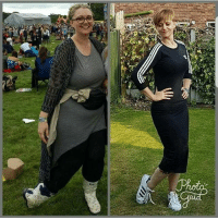I joined my gym in January last year with the sole aim to be a size 12 for my best friends wedding this coming August. With 18 months until the big day this was perfectly realistic. I then lost my mom in February and my priorities shifted. I went to the gym maybe twice a week for about 20 minutes because that's all i had time for. During a routine programme review with a gym instructor everything changed. A frank and honest conversation opened my eyes. And my answer to the question are you happyChanged my life forever. I realised only I had the power to change my life. And turn the unhappiness around. 22nd August 2016 started my journey. That gym instructor is now my PT and I couldn't have done this without him. Losing 7.5 stone - 48kg - 105lb in 8 months changed my life. I'm fitter, stronger, healthier and can honestly say happier. This has been the greatest achievement and journey. @nikkib_journey . . Follow @great_weightloss_inspirations for inspiring stories, tips, humor and a possible feature💞 . . Tag someone, share and motivate!: I joined my gym in January last year with the sole aim to be a size 12 for my best friends wedding this coming August. With 18 months until the big day this was perfectly realistic. I then lost my mom in February and my priorities shifted. I went to the gym maybe twice a week for about 20 minutes because that's all i had time for. During a routine programme review with a gym instructor everything changed. A frank and honest conversation opened my eyes. And my answer to the question are you happyChanged my life forever. I realised only I had the power to change my life. And turn the unhappiness around. 22nd August 2016 started my journey. That gym instructor is now my PT and I couldn't have done this without him. Losing 7.5 stone - 48kg - 105lb in 8 months changed my life. I'm fitter, stronger, healthier and can honestly say happier. This has been the greatest achievement and journey. @nikkib_journey . . Follow @great_weightloss_inspir