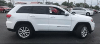 I just bought a new jeep. I'm naming it Elizabeth Warren, because it's all white, but says it's a Cherokee.: I just bought a new jeep. I'm naming it Elizabeth Warren, because it's all white, but says it's a Cherokee.