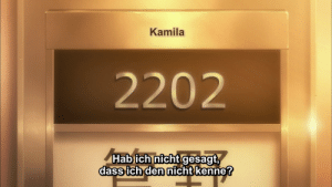 I just found this cool little Ghost Trick reference in the German sub of the Ace Attorney anime! (This is Missile's old home.): I just found this cool little Ghost Trick reference in the German sub of the Ace Attorney anime! (This is Missile's old home.)