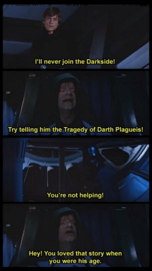 I just noticed that r/PrequelMemes has only 103,651 less subscribers than r/StarWars. Anyway, here is one of my favourite Prequel/OT hybrid memes.: I just noticed that r/PrequelMemes has only 103,651 less subscribers than r/StarWars. Anyway, here is one of my favourite Prequel/OT hybrid memes.
