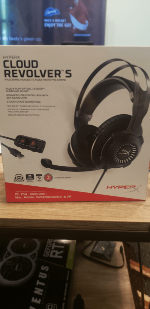 I just picked these up and the instructions it came with aren't helping. It works fine through the PC but I can't get audio from the Xbox one. Anyone here can help please?: I just picked these up and the instructions it came with aren't helping. It works fine through the PC but I can't get audio from the Xbox one. Anyone here can help please?