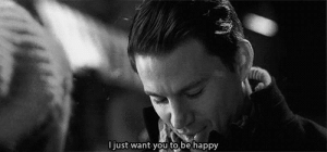 Happy, Be Happy, and Net: I just want you to be happy https://iglovequotes.net/