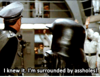 MRW I have to go to Walmart for anything ever...: I knew it.I'm surrounded by assholes MRW I have to go to Walmart for anything ever...