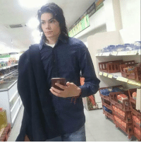Memes, Michael Jackson, and Saw: I knew Michael Jackson wasn't dead...Just saw him at the Dollar Store on Old National Hwy in Atlanta...He bought a bunch of the .99cent bread that's on sale...