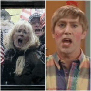 I Knew That Quarantine Protester Looked Familiar…: I Knew That Quarantine Protester Looked Familiar…