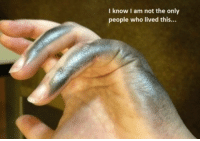 Target, Tumblr, and Blog: I know I am not the only  people who lived this... the-robot-condese:  hazecat:  One of the pains of pencil drawings is you become part robot in the process  it is also the pain of being left handed