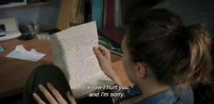 Sorry, You, and Im Sorry: I know I hurt you,  and I'm sorry.
