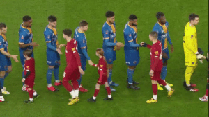 I know Liverpool played with the kids but this is ridiculous https://t.co/7HZOB3HWxy: I know Liverpool played with the kids but this is ridiculous https://t.co/7HZOB3HWxy