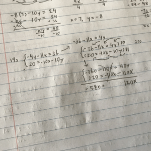 I know math is like the last thing any of us would want to be doing, but I HAVE NO IDEA WHAT IM DOING WRONG SO IF SOMEONE COULD HELP A FELLOW REDDITOR OUT ID BE ETERNALLY GRATEFULL AAAH THANK YOUU: I know math is like the last thing any of us would want to be doing, but I HAVE NO IDEA WHAT IM DOING WRONG SO IF SOMEONE COULD HELP A FELLOW REDDITOR OUT ID BE ETERNALLY GRATEFULL AAAH THANK YOUU