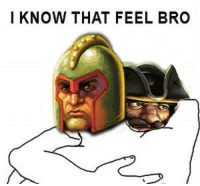 Feelspirates Like Order of Rexxar: I KNOW THAT FEEL BRO Feelspirates Like Order of Rexxar