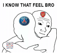 UEFA Champions League Round Of 16: Bayern München vs Arsenal, and PSG vs Barcelona: I KNOW THAT FEEL BRO  OCCER2A UEFA Champions League Round Of 16: Bayern München vs Arsenal, and PSG vs Barcelona